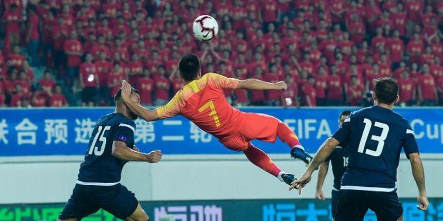 Diasuh Pelatih Terbaik Dunia 1996, 1998, dan 2006, Timnas China Menang 7-0