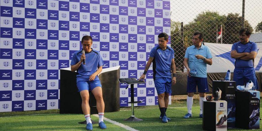 Rebula 3 Jadi Senjata Baru Lee Yuu Jun Bersama Bhayangkara FC