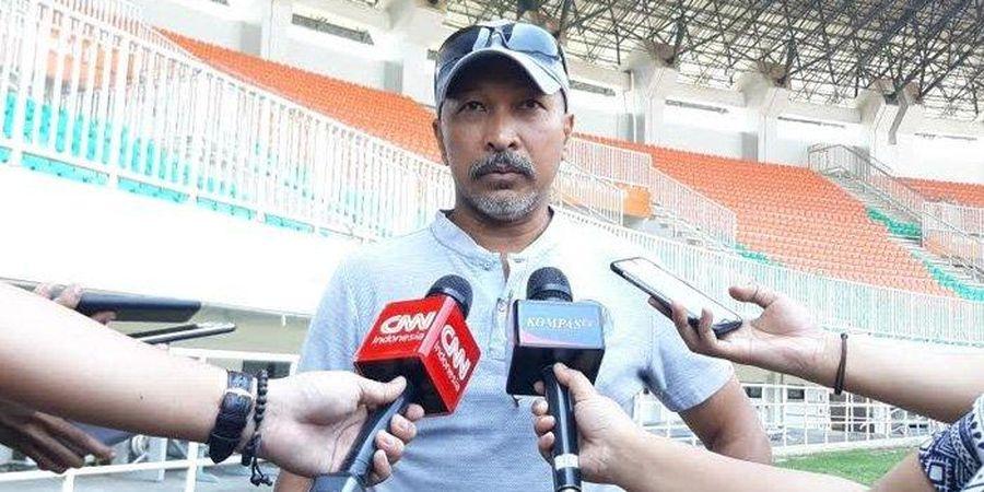 Pelatih Timnas U-19 Indonesia Senang Tahan Imbang Tira Persikabo