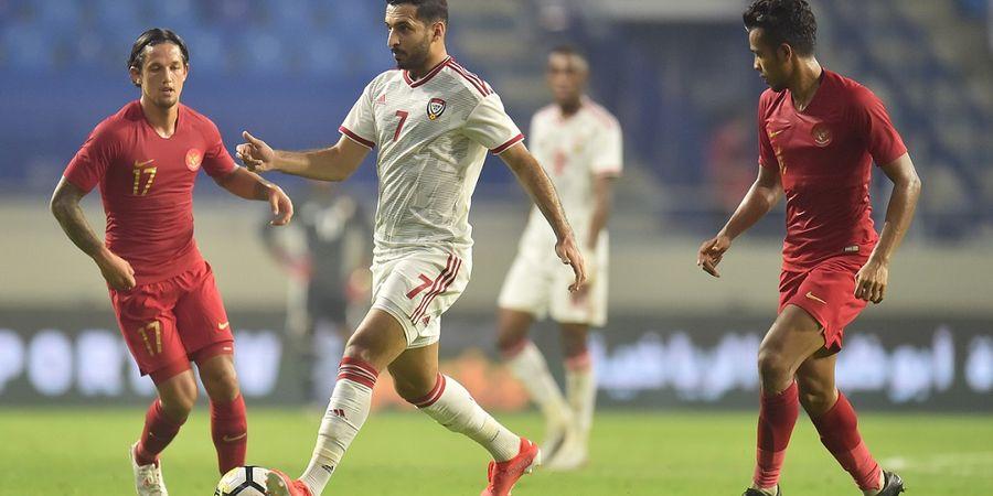 Hat-trick Bikin Ali Mabkhout Jadi Top Scorer Sepanjang Masa Timnas UEA