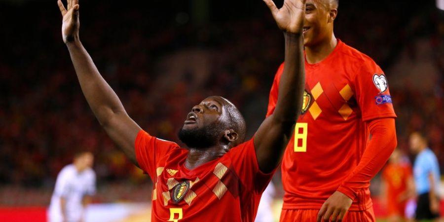 Cerita Lukaku soal Thierry Henry Mempermalukan 1 Pemain Timnas Belgia