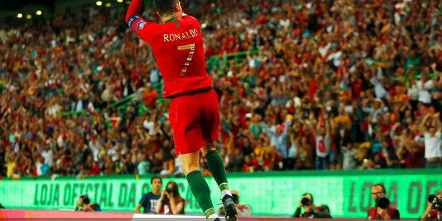Hasil Lengkap Kualifikasi Euro, Ronaldo Cetak Gol Ke-699, Prancis Menang, Inggris Kalah