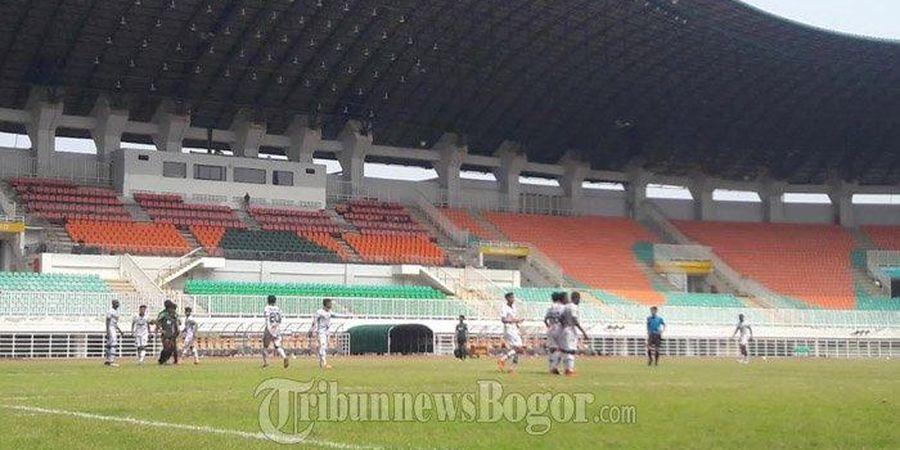Jalani Uji Coba, Skuat Garuda Nusantara Tahan Imbang PS Tira Persikabo