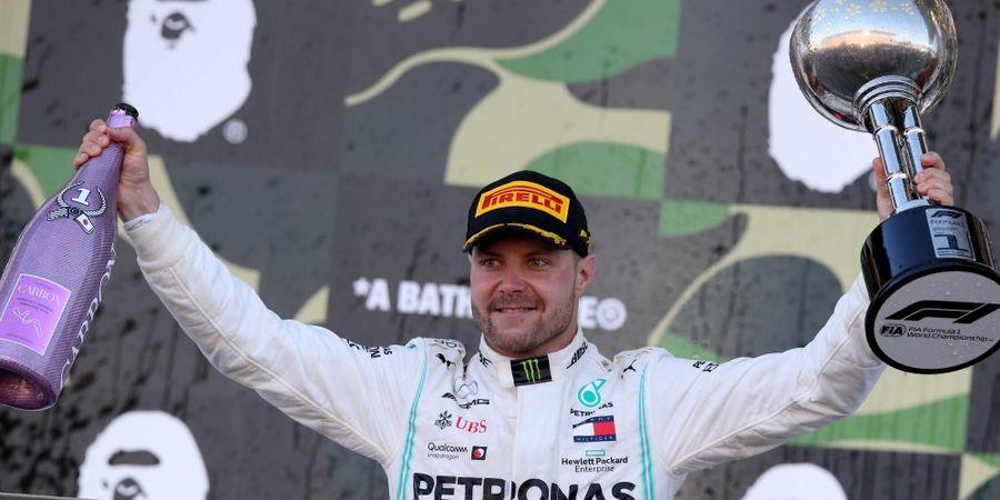Hasil P1 F1 GP Abu Dhabi 2019 - Bottas Beri Start Bagus bagi Mercedes
