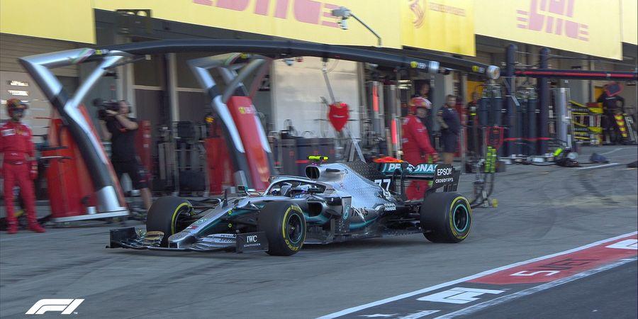 F1 Jepang 2019 - Penuh Drama di Suzuka, Mercedes Juara Constructor dan Driver!