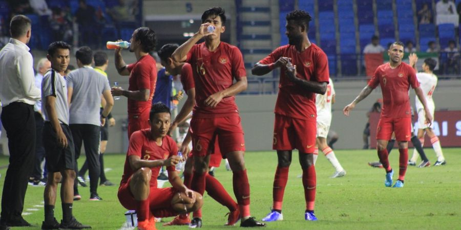 Link Live Streaming dan Line Up Timnas Indonesia Vs Vietnam