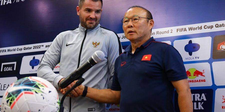 Susunan Pemain Laga Timnas Indonesia Kontra Vietnam, Rombak Lini Belakang