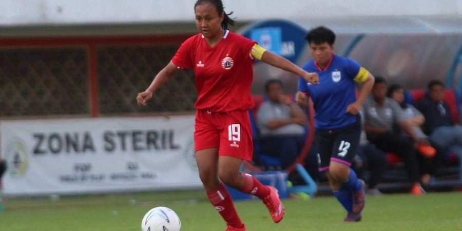 Pesan Kapten Persija, Jangan Ada Seksisme di Liga 1 Putri 2019