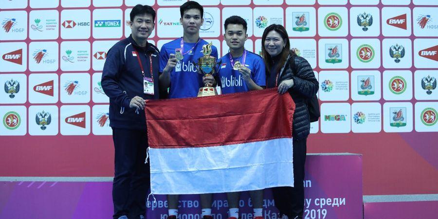 Susy Susanti Puas dengan Pencapaian Indonesia pada Kejuaraan Dunia Junior 2019