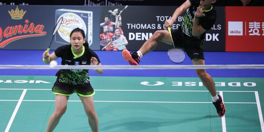 Denmark Open 2019 - Rinov/Pitha Mengaku Sulit Keluar dari Tekanan