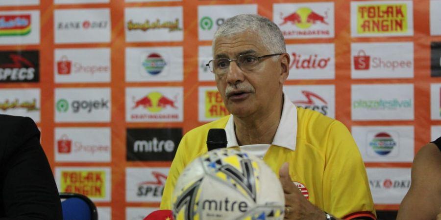 Link Streaming Persija Jakarta Vs Semen Padang, Laga Tunda Liga 1 2019