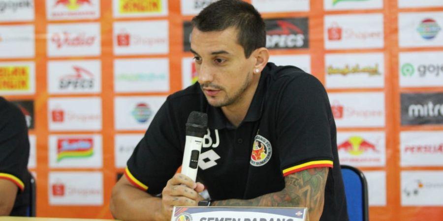 Dragan Djukanovic Tegaskan Flavio Beck Junior Siap Datang ke PSIS Semarang