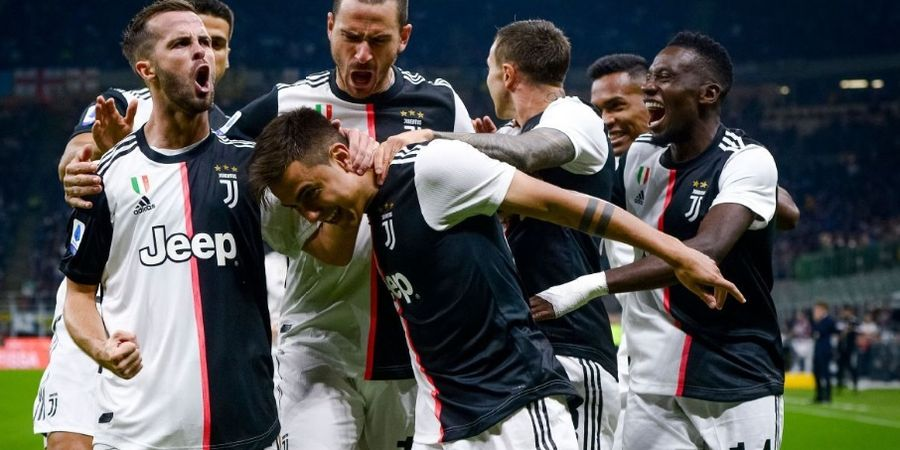 Alasan Kuat Juventus Tak Pakai Formasi 3 Penyerang Musim Ini