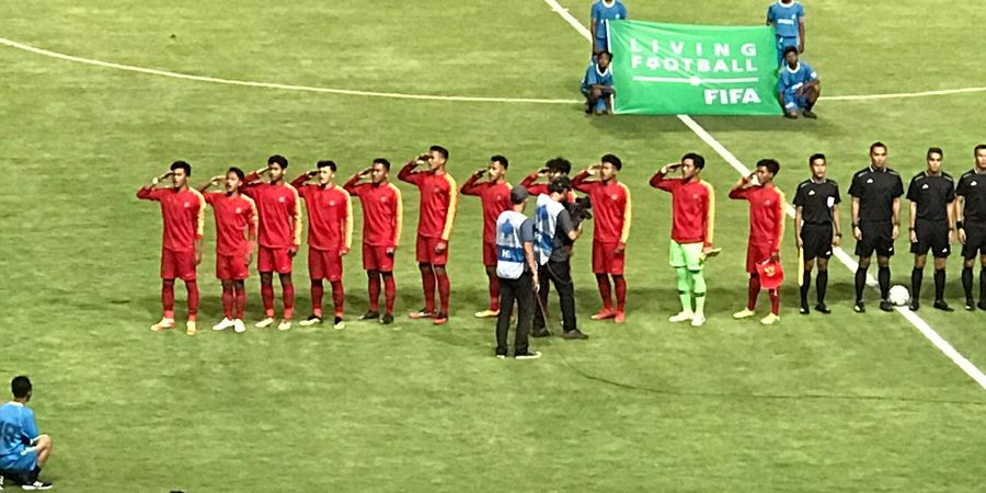 Bagas Kaffa: Kemenangan Timnas U-19 Indonesia, Obat Kekecewaan terhadap Timnas Senior