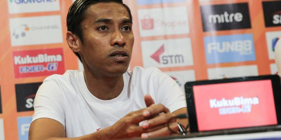 Borneo FC Vs Bali United, Kapten Serdadu Tridatu Waspadai Ini