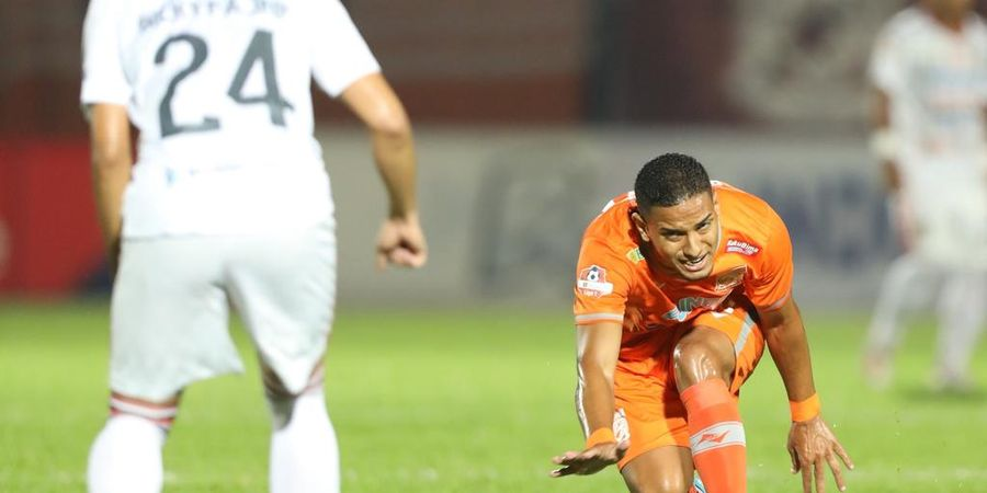 Borneo FC Menang Setengah Lusin Gol atas Pemuncak Klasemen Liga 1 2019 Bali United
