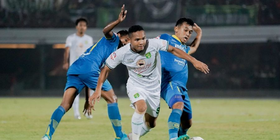 Gelandang Persib Ingin Lanjutkan Tren Kemenangan Timnya di Liga 1