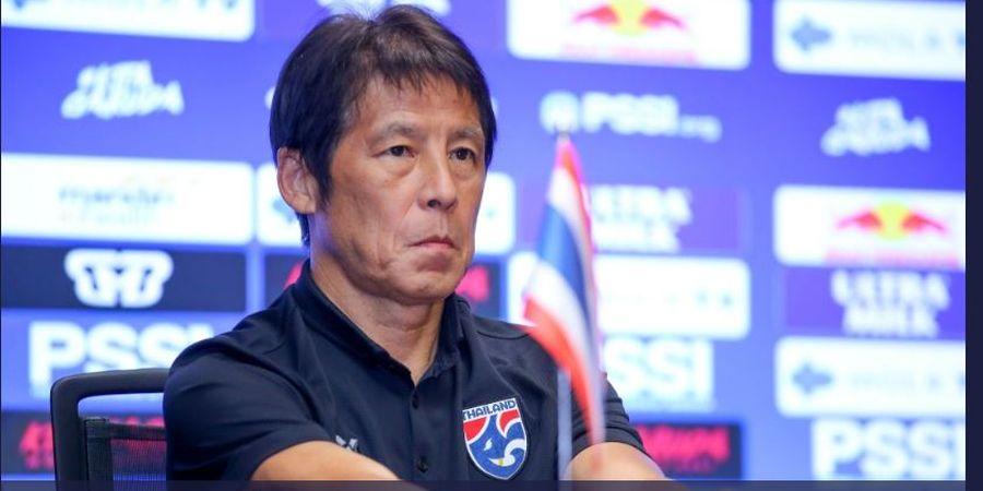 Timnas Thailand Tak Gengsi Berujicoba dengan Klub Kasta Kedua