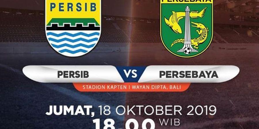 Link Live Streaming Persib Bandung Vs Persebaya Surabaya