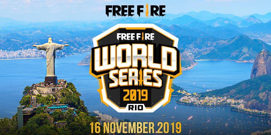 Berhadiah Total 5.7 Miliar Rupiah, Tim Indonesia Dranix Esports Siap Berlaga di FFWS 2019 Brazil