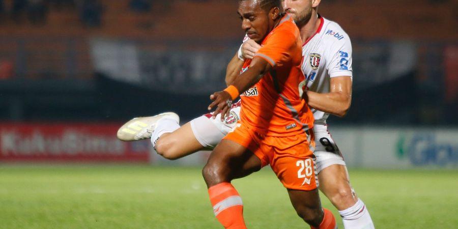 Biang Kekalahan Telak Bali United dari Borneo FC: Bukan Cuma karena Kiper