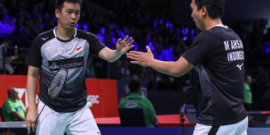 Denmark Open 2019 - Ahsan/Hendra Akan Lebih Fokus Saat Hadapi Kamura/Sonoda