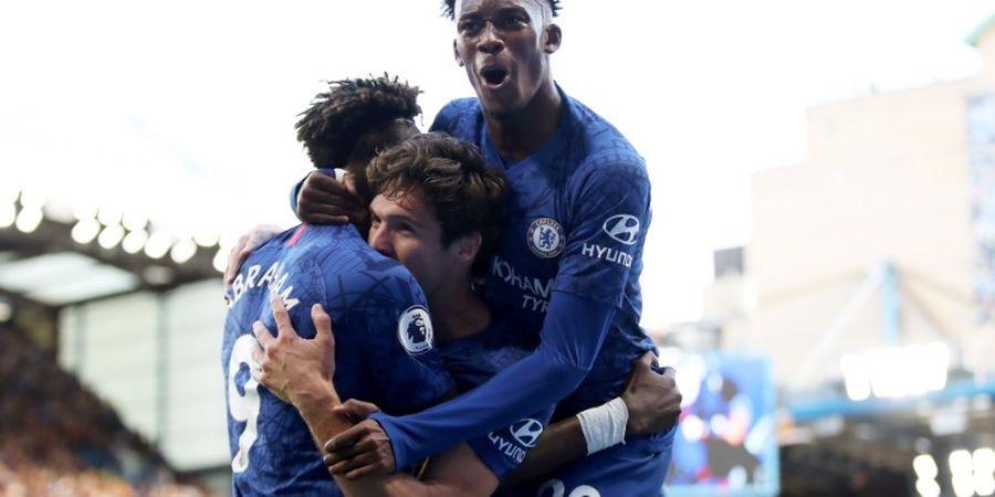 Hasil Liga Inggris - Alonso Cetak Gol Tunggal, Chelsea Menang Tipis