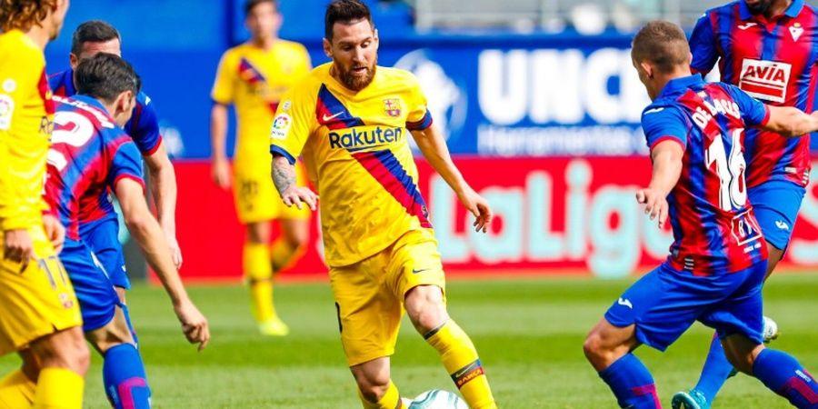 Hasil Liga Spanyol - Trio MSG Gemilang, Barcelona Kudeta Puncak Klasemen