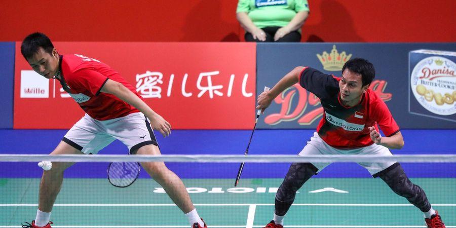 Denmark Open 2019 - Ahsan/Hendra Mungkin Akan Coba Strategi Baru untuk Hadapi Marcus/Kevin