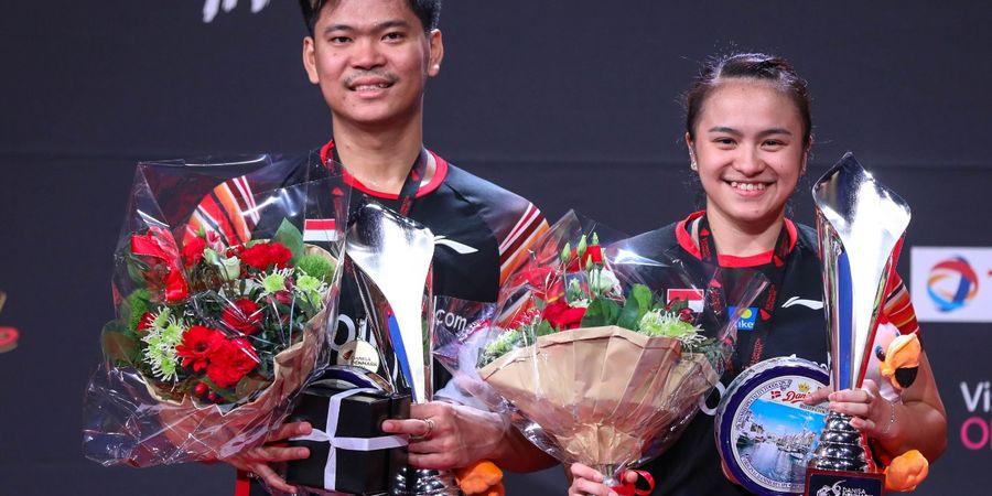 Rekap Final Denmark Open 2019 - Indonesia Raih 2 Gelar, China Gagal Total
