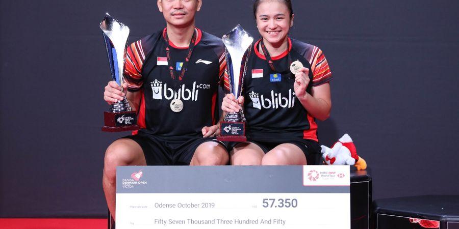 Hasil Undian Wakil Indonesia pada French Open 2019 - Ujian Konsistensi Praveen/Melati