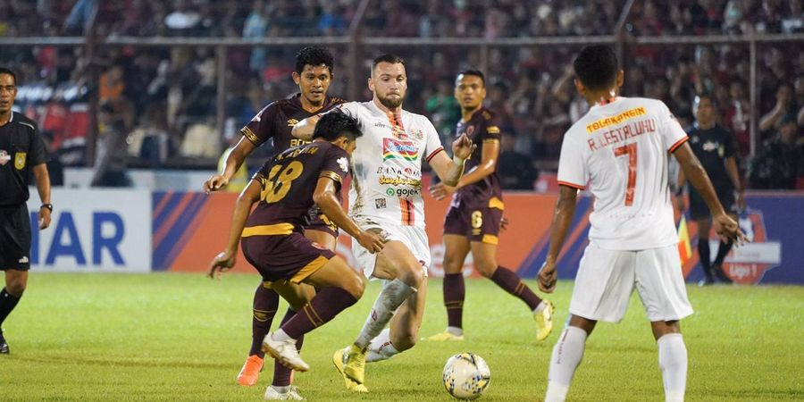 Persija Jakarta Semakin Siap Curi Poin di Kandang PSS Sleman
