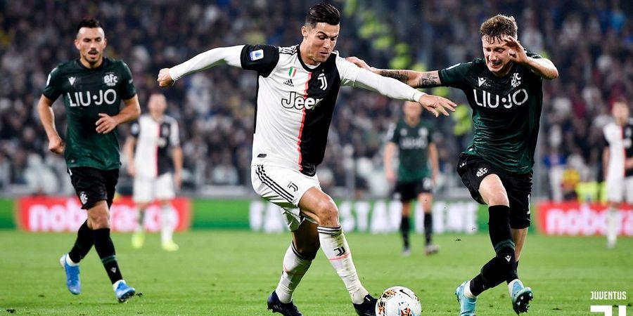 Menang atas Bologna, Ronaldo Terkesan Akan Satu Hal Ini dari Juventus