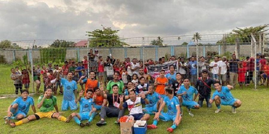 Martapura FC Menang dan Kubur Peluang PSIM dan Persis Solo ke 8 Besar