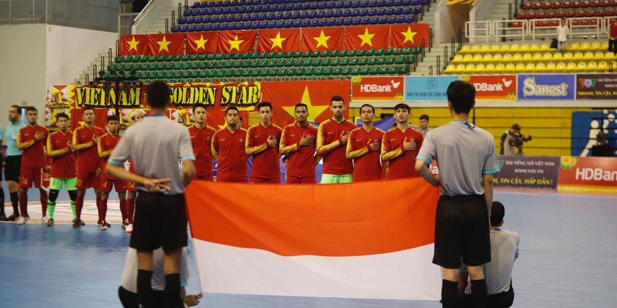 Timnas Futsal Indonesia Ditantang Myanmar di Semifinal Piala AFF Futsal 2019