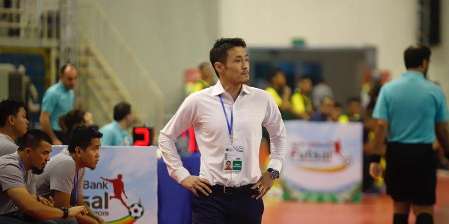 Komentar Pelatih Timnas Futsal Indonesia Soal Kemenangan atas Malaysia