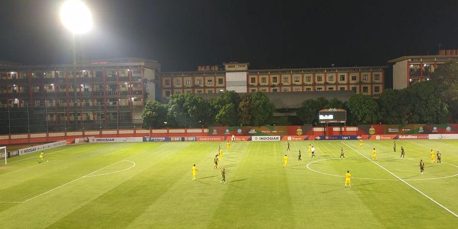 Robert Rene Alberts Beri Pujian untuk Lapangan Stadion PTIK