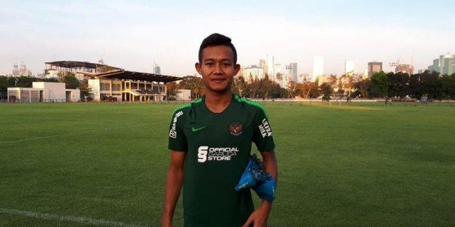Capai Semifinal SEA Games 2019, Ini Asa Pemain Tengah Bhayangkara FC