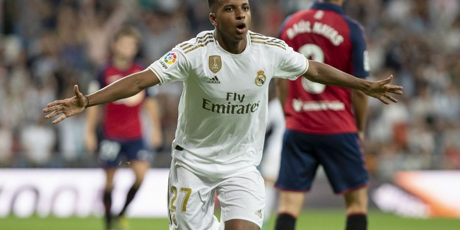 Pemain Muda Real Madrid Berharap Bisa Menjadi Pilihan Utama Zidane
