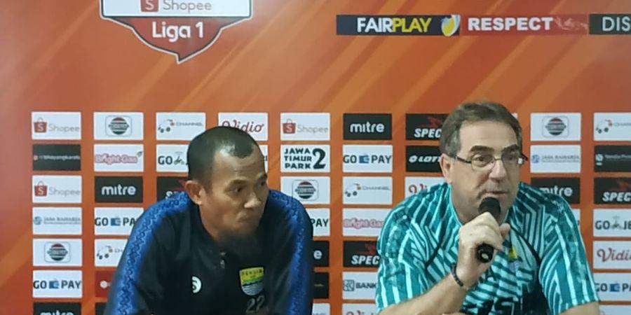 Masuki Usia Senja Pemain, Supardi Nasir Jaga Konsistensi di Persib Bandung