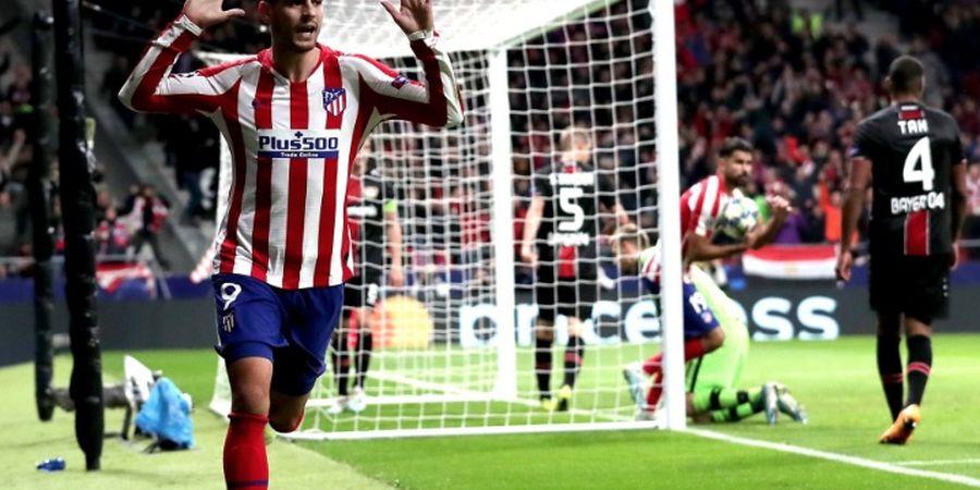 Berita Transfer - Juventus Tinggal Selangkah Lagi Pulangkan Alvaro Morata