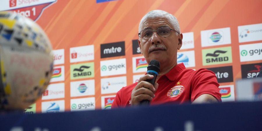 Edson Tavares Akui Persija Bisa Saja Dibobol Enam Gol oleh Bhayangkara FC
