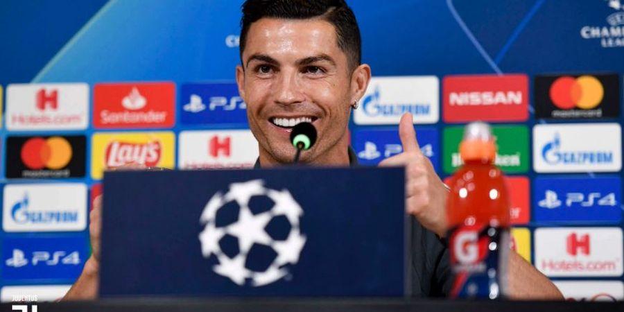VIDEO - Gestur Aneh Cristiano Ronaldo, Ingin Anulir Gol Kemenangan Dybala?