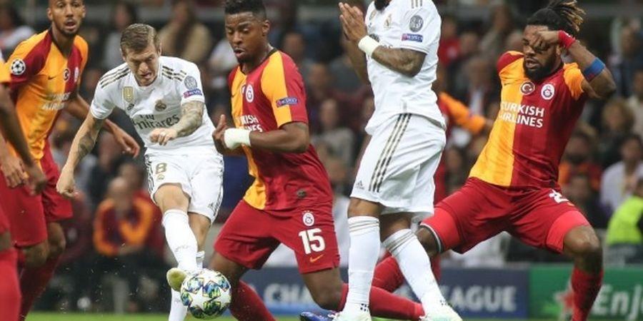 Hasil Liga Champions - Gol Tunggal Kroos Bawa Los Blancos Raih Kemenangan Perdana