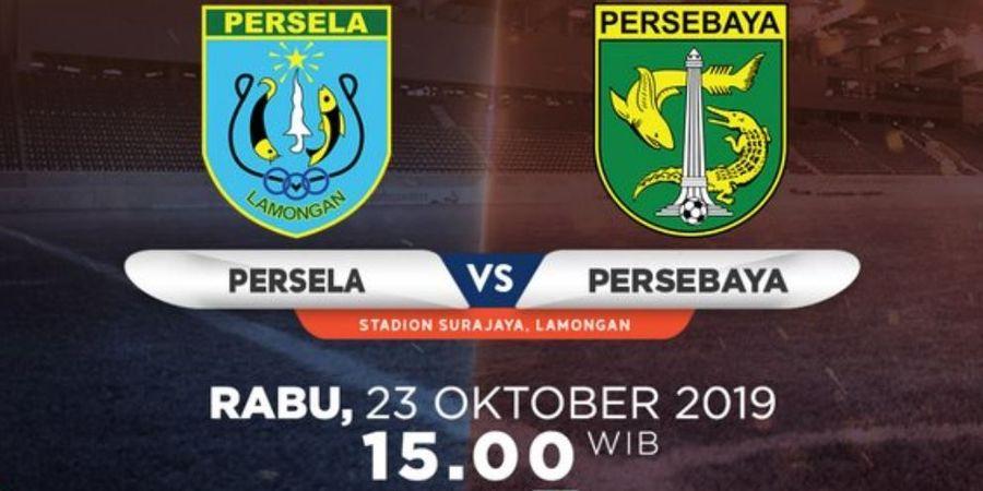Link Live Streaming Persela Lamongan Vs Persebaya Surabaya