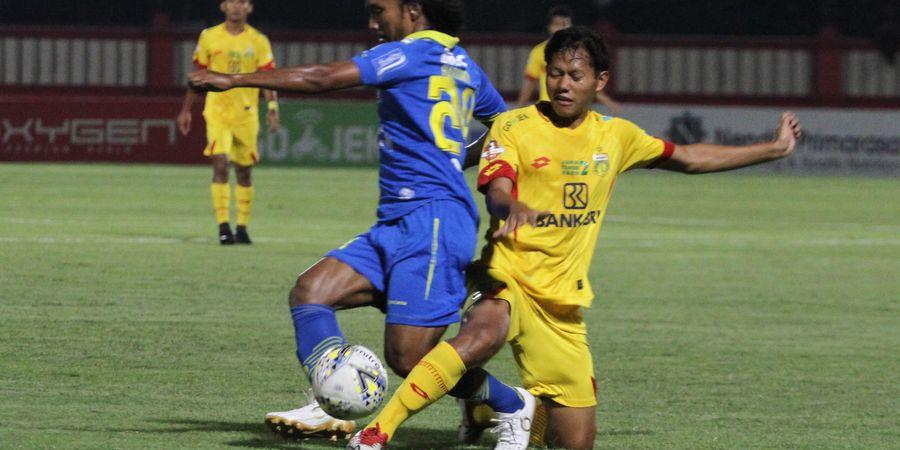Robert Rene Alberts Senang Persib Bawa Pulang Poin dari Markas Bhayangkara FC