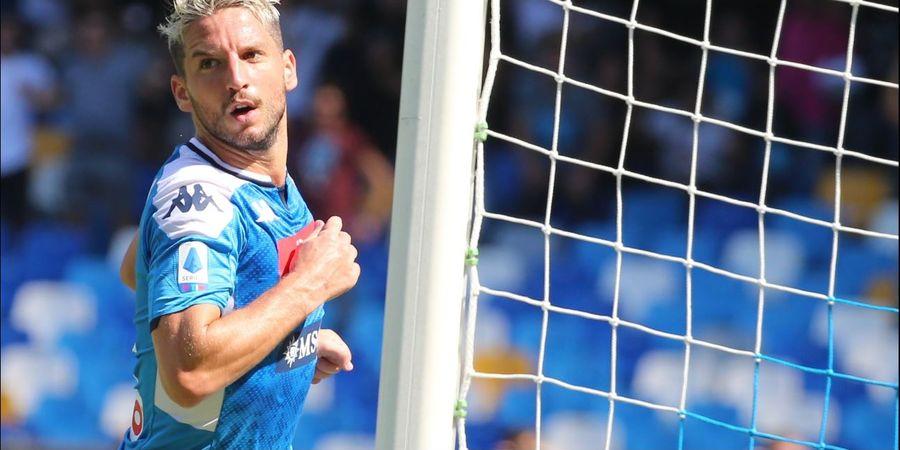 Cari Penyerang Baru, Inter Milan Berencana Angkut Striker Napoli