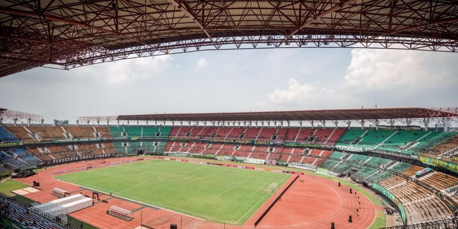 Dispora Surabaya Izinkan Persebaya Pakai Stadion GBT hingga Juli 2020