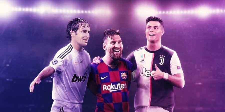 Adu Gengsi Lionel Messi dan Cristiano Ronaldo, Sama-sama Pamer Trofi Tapi Beda Cerita