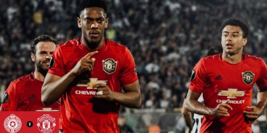 Link Live Streaming Man United Vs Partizan - Setan Merah Incar Kemenangan